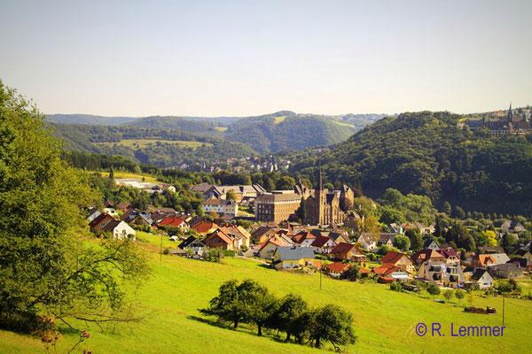 Blick auf Waldbreitbach