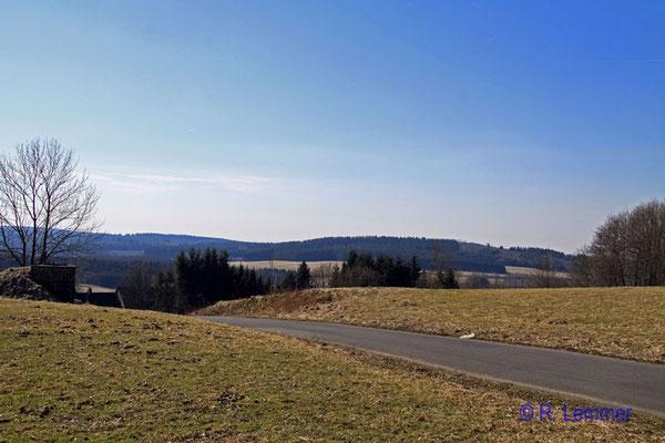 Blick Richtung Homberg