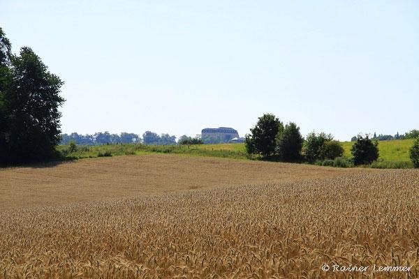 Blick auf Schloss Hachenburg