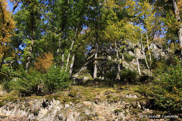 Klettersteig am Hölderstein