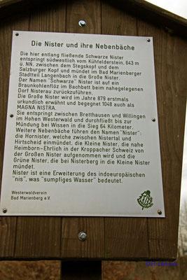 Nistertafel