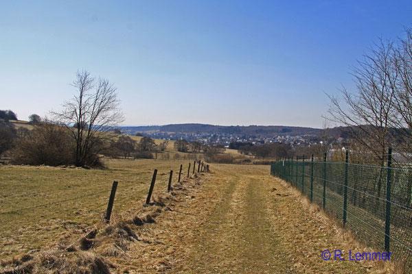 Blick vom Alsberg Richtung Rennerod