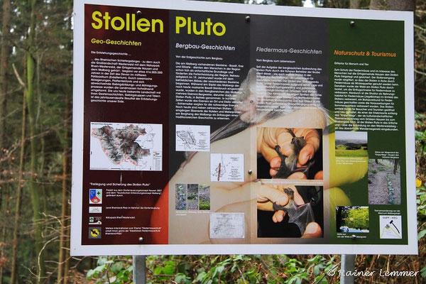 Stollen Pluto