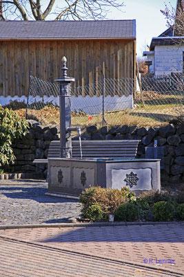 Dorfbrunnen Rehe
