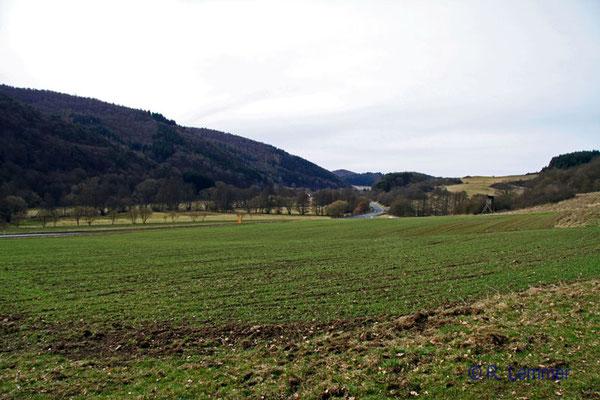 Bick Richtung Amdorf