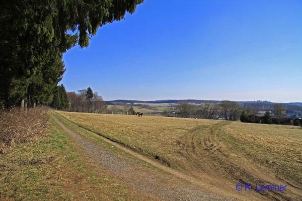 Blick Richtung Alsberg