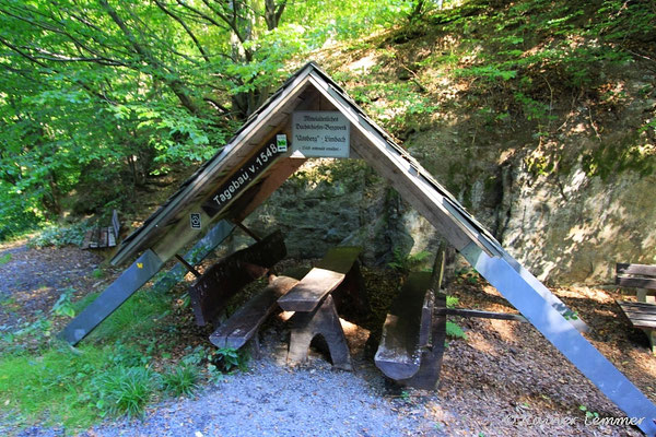 Schiefergrube bei Limbach