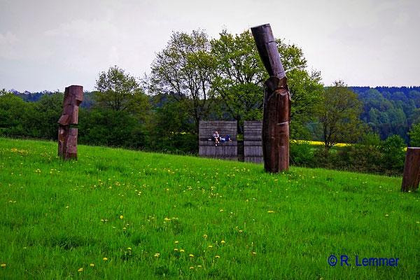 Skulpturenpark Werkhausen bei Weyerbusch