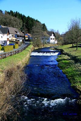 Kleine Nister in Limbach