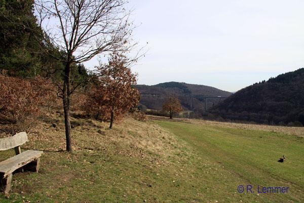 Blick Richtung A45 von Amdorf