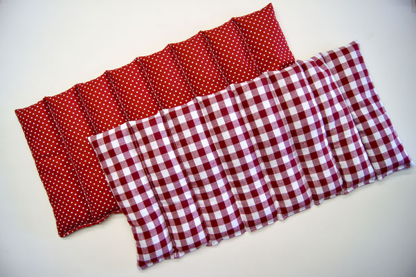 Bio Dinkel Kissen groß zum Wärmen/Kühlen