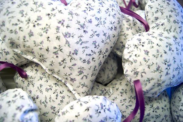 Lavendel & Zirben Herz