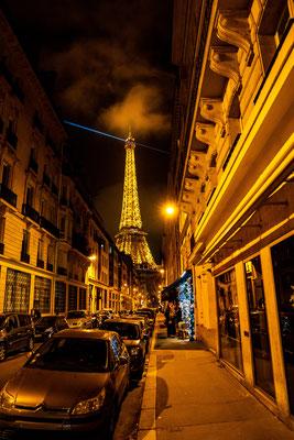 """Copyright Tour Eiffel – Illuminations Pierre Bideau"""