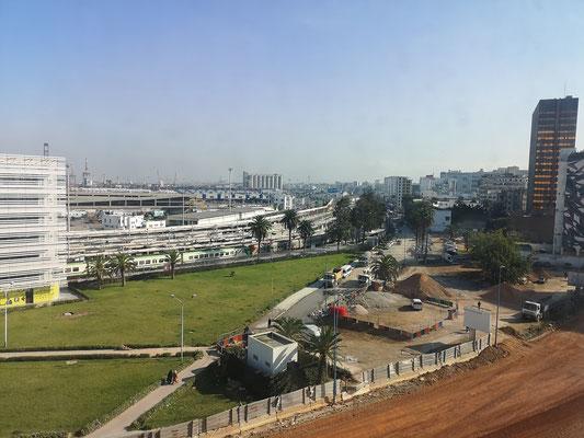 Baustelle Casablanca