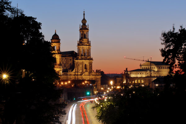 Beatrice Herrmann Fotografie - Hofkirche Dresden