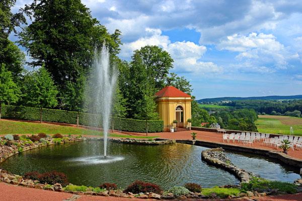 Beatrice Herrmann Fotografie - Schlosspark Lichtenwalde