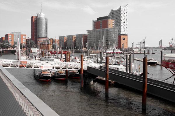 Beatrice Herrmann Fotografie - Hamburger Hafen
