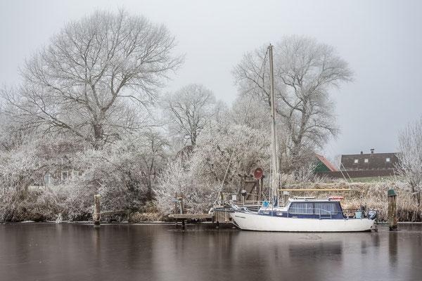Winter in Hooksiel