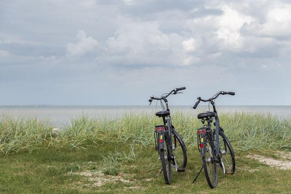 Radtour zum Hooksieler Strand