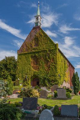 St.-Georgs-Kirche in Sengwarden, Wilhelmshaven