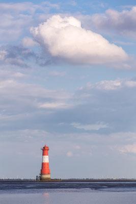 Leuchtturm Arngast im Jadebusen