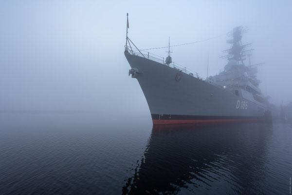 Mölders im Nebel