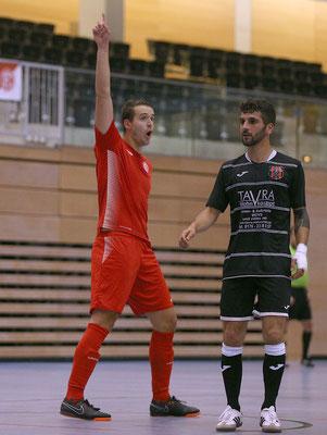 07.09.2019 - F95 Futsal vs. Black Panthers Bielefeld © Anke Hesse