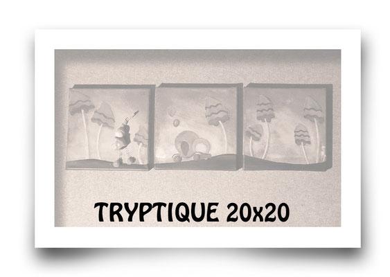 TRYPTIQUE 20