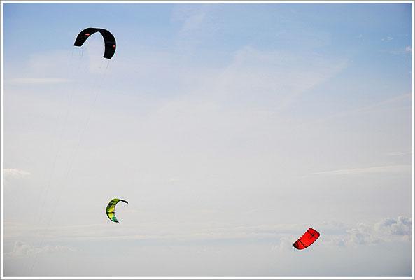 Prora - Mukran - Surfen