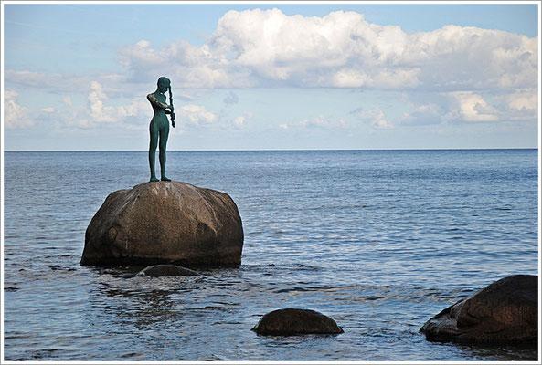 Strandweg Baabe / Sellin