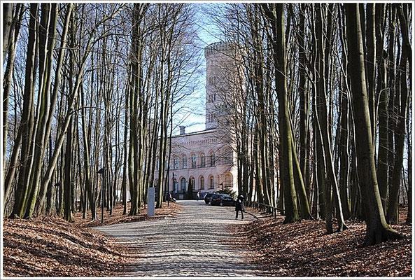 Jagdschloss-Granitz-Rügen