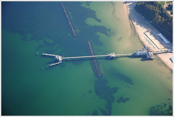Rundflug-Rügen - Sellin Seebrücke