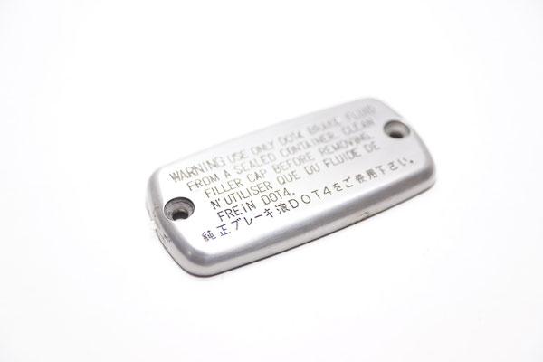 Vorderradbremsflüssigkeitsbehälterdeckel