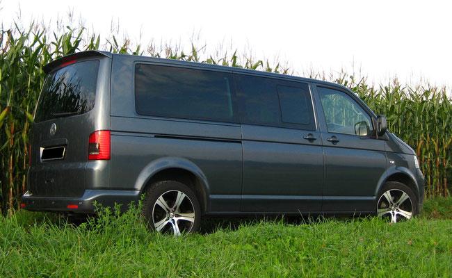VW T5 Caravelle 3400 Comfort 2.5 TDi