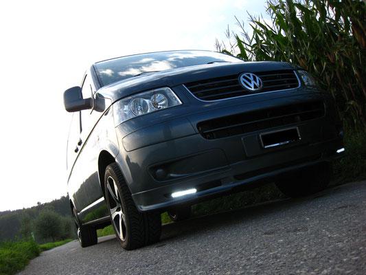 VW T5 Caravelle 3400 Comfort 2.5 TDi  mit Frontlippe
