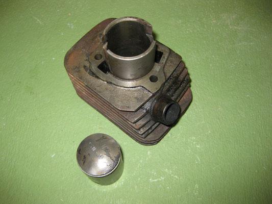 Original 50ccm Zylinder mit Kolben