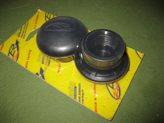 Sturzpads Kunststoff schwarz auswechselbar