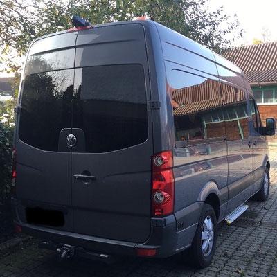 VW Crafter II Kombi mit Anhängerkupplung