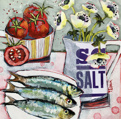 SLM08 Sardines sold print available