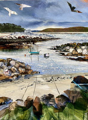 IOS30 Little Covean SOLD    print available