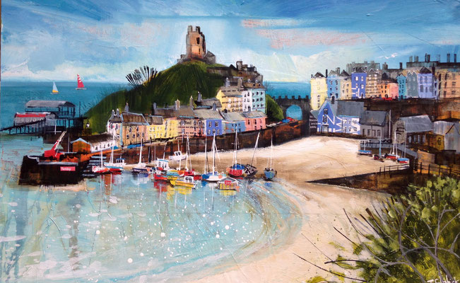Tenby, sold Print Available