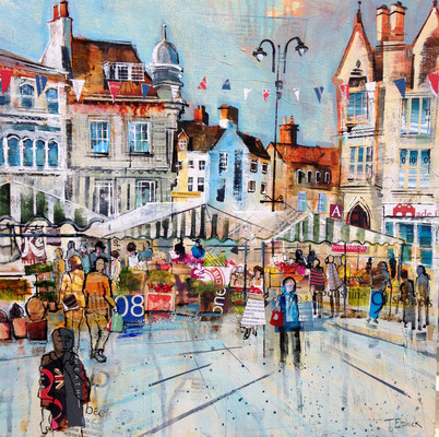 September Market commission Print Available