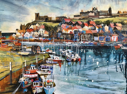 Whitby commission Print Available