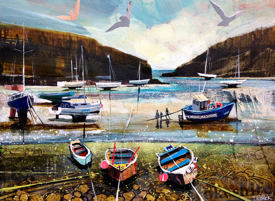 Solva, Gallery Commission, Print Available