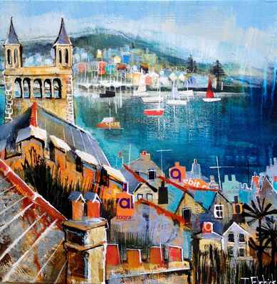 Dartmouth to Kingsweir SOLD  Print Available