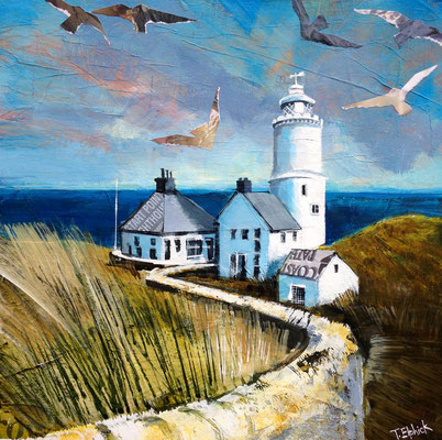 Start Point, Gallery Commission, Print Available