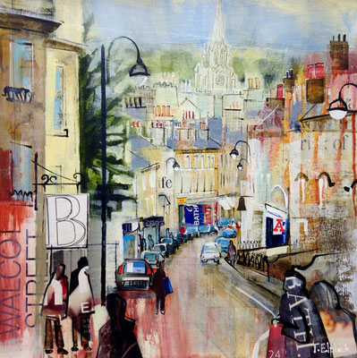Walcot St.,Bath  sold  Print Available