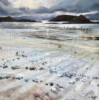 Winter Light, Tresco SOLD print available