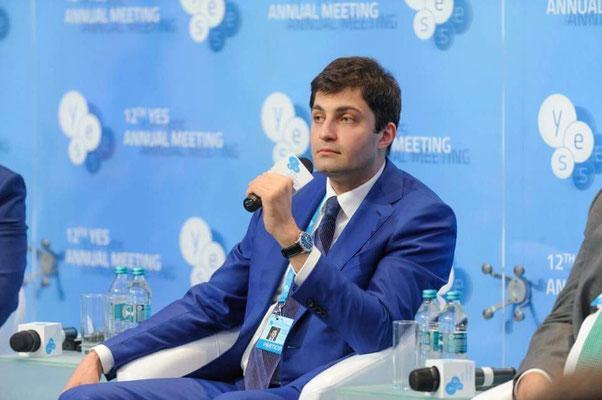 Бывший депутат Давид Сакварелидзе