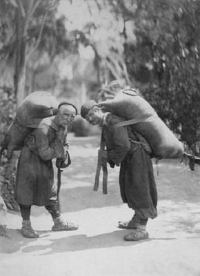 Носильщики тяжестей
